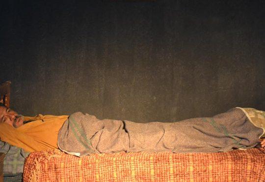"""""""Lobo"""": el preso político de Punta Peuco llega a las tablas del Teatro Sidarte"""