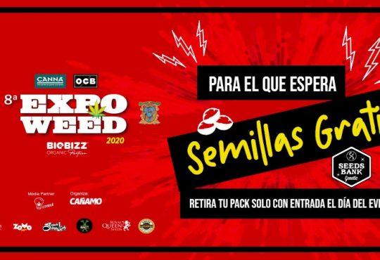 ExpoWeed semillas gratis