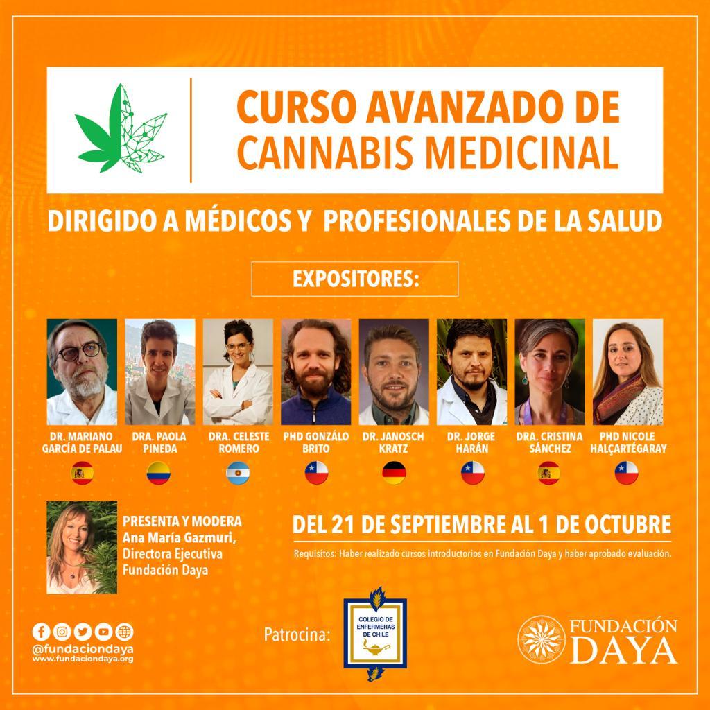 Curso Cannabis